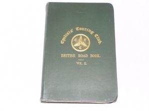 Cyclists' Touring Club. British Road Book Volume 2 (1906)